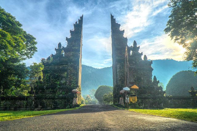 Faire l'expérience d'un séjour en colonie de vacances en Indonésie